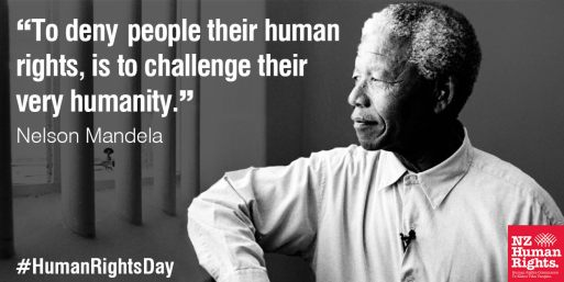 Nelson Mandela Human Rights